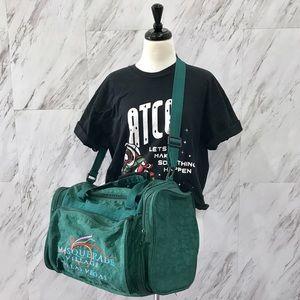 Vintage Las Vegas Duffel Bag